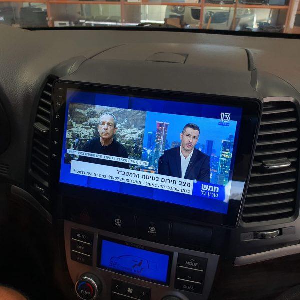 מולטימדיה לרכב עם טלוייזיה